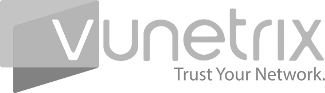 Vunetrix Trust Your Network Logo