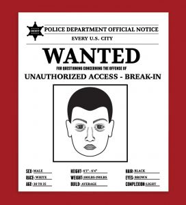 Unauthorized-Entry-Break-In
