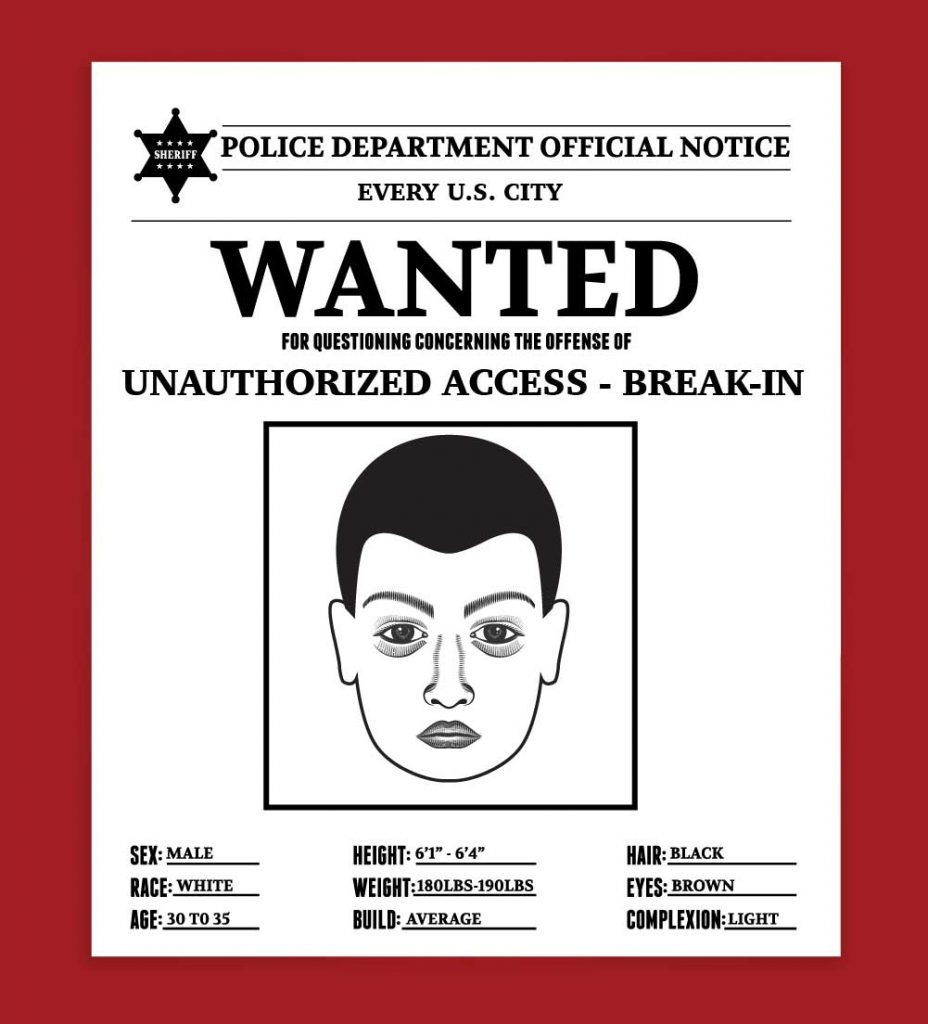 Unauthorized-Entry-Break-In