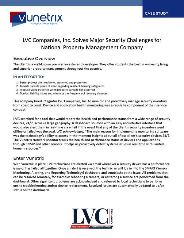 Case Study LVC Companies
